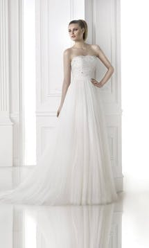 Pronovias Wedding Dresses Mirla #33