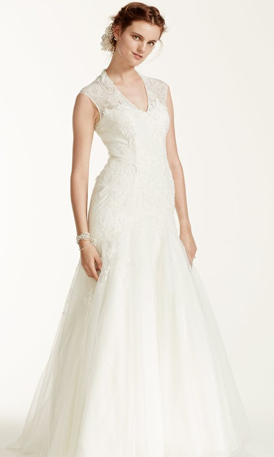 David's Bridal 2016 Melissa Sweet MS251005