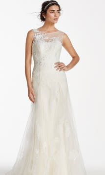 David's Bridal 2016 Melissa Sweet MS251114 #6