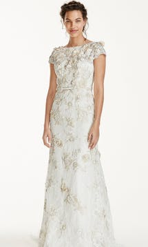 David's Bridal 2016 Melissa Sweet MS251120 #9