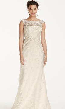 David's Bridal 2015 Melissa Sweet MS251124 #13