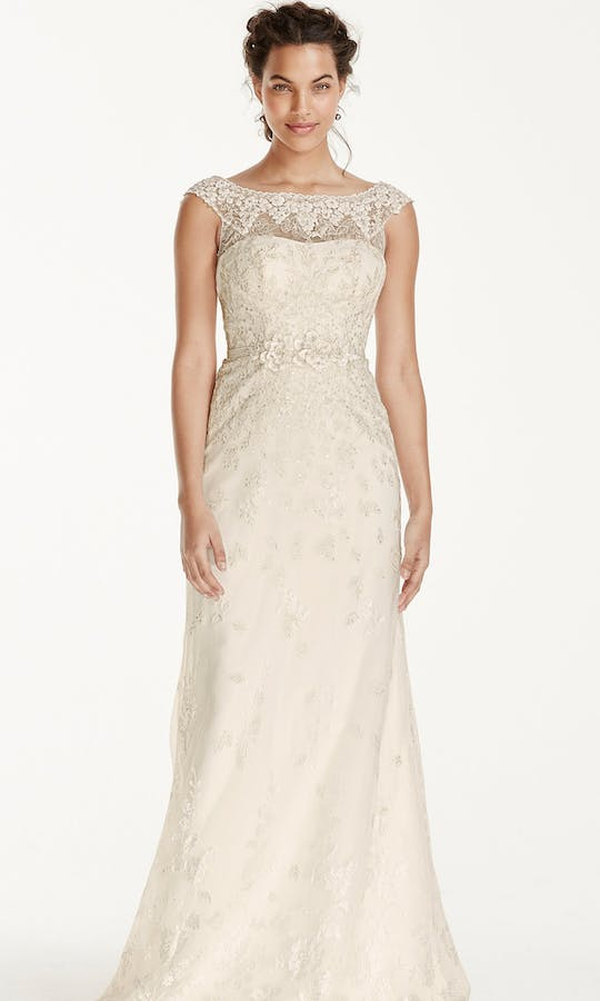 David's Bridal 2015 Melissa Sweet MS251124