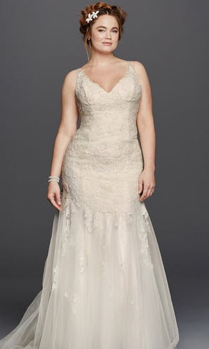 David's Bridal 2016 Melissa Sweet Woman 8MS251150