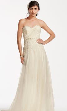 David's Bridal 2016 Melissa Sweet MS251130 #11