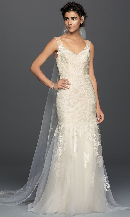 David's Bridal 2016 Melissa Sweet MS251150