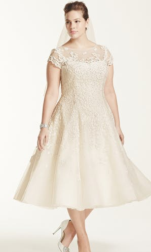 David's Bridal 2016 Oleg Cassini Woman 8CMK513