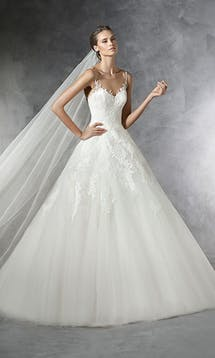 Pronovias 2016 Bridal Prala #50