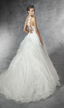 Pronovias 2016 Bridal Preston #37