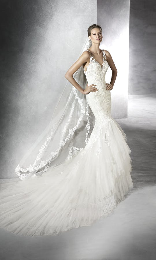 Pronovias 2016 Bridal Proa