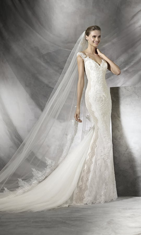 Pronovias 2016 Bridal Tamar