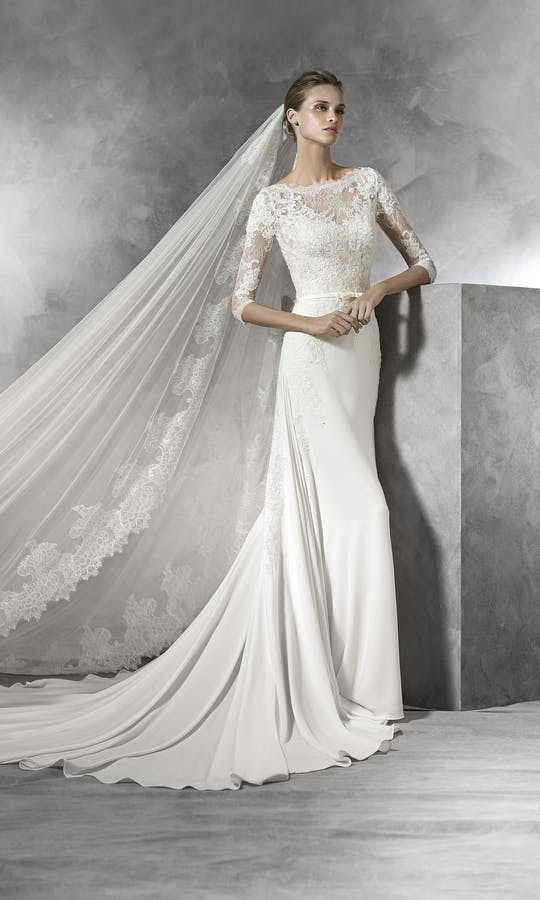 Pronovias 2016 Bridal Tane