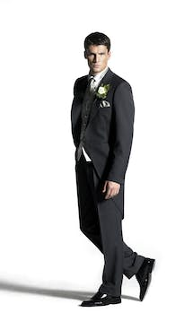 Slaters Men's Wedding & Morning Suit Hire Tailcoat Suit #2