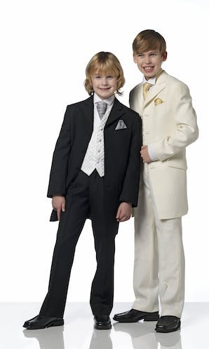 Slaters Boys Formal Hire Childrens Formal Suit