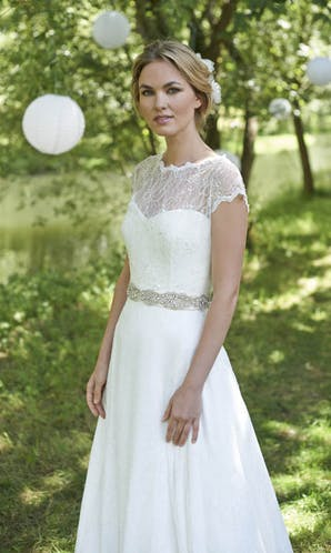 Stephanie Allin Couture Love Letters Laura, Misty Shrug & Serena Belt