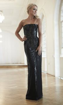 Stephanie Allin Couture Eveningwear 2017 Buckingham #18