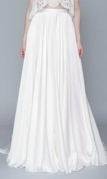 Theia Couture Spring 2016 Marlena Bridal Skirt: 890255 #9