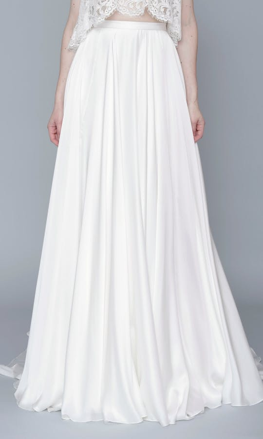 Theia Couture Spring 2016 Marlena Bridal Skirt: 890255