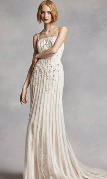 David's Bridal Hall of Fame Vera Wang VW351269 #16