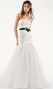 David's Bridal Spring 2016 Vera Wang VW351169 #4