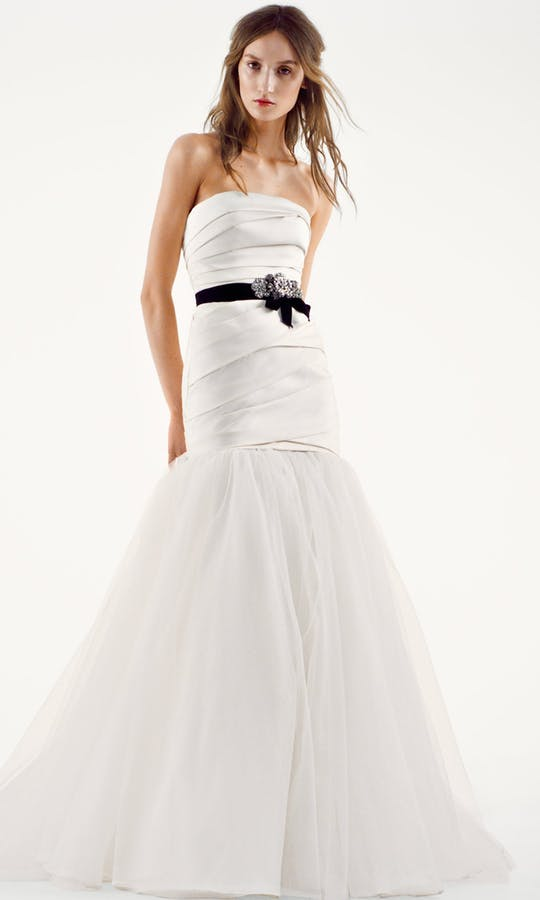 David's Bridal Spring 2016 Vera Wang VW351169