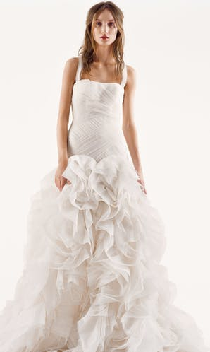 David's Bridal Spring 2016 Vera Wang VW351172