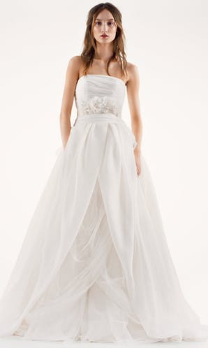 David's Bridal Spring 2016 Vera Wang VW351178