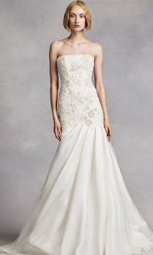 David's Bridal Spring 2016 Vera Wang VW351275 #11