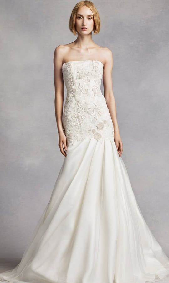 David's Bridal Spring 2016 Vera Wang VW351275
