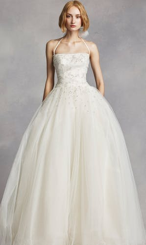 David's Bridal Hall of Fame Vera Wang VW351277