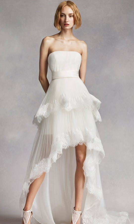 David's Bridal Hall of Fame Vera Wang VW351281