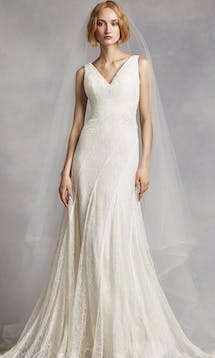 David's Bridal Spring 2016 Vera Wang VW351283 #12