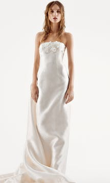 David's Bridal Hall of Fame Vera Wang VW351261 #15
