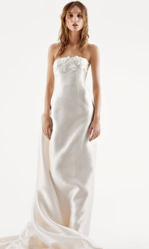 David's Bridal Hall of Fame Vera Wang VW351261