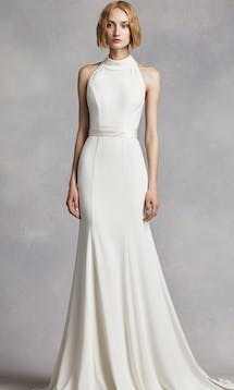 David's Bridal Spring 2016 Vera Wang VW351263 #9