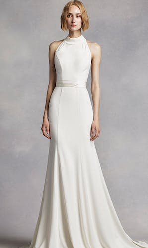 David's Bridal Spring 2016 Vera Wang VW351263