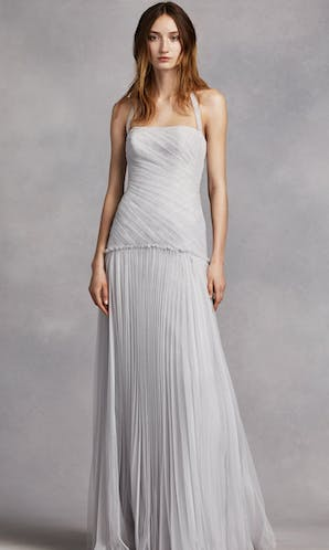 David's Bridal 2015 Vera Wang VW360129