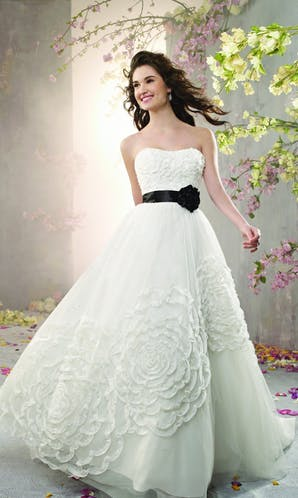 Alfred Angelo Bridal Collection 2015 2369