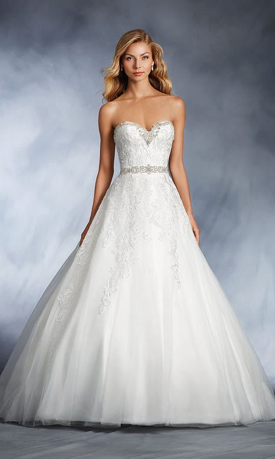 Alfred Angelo Bridal Collection Spring 2017 Disney Style Cinderella S Wedding Dress