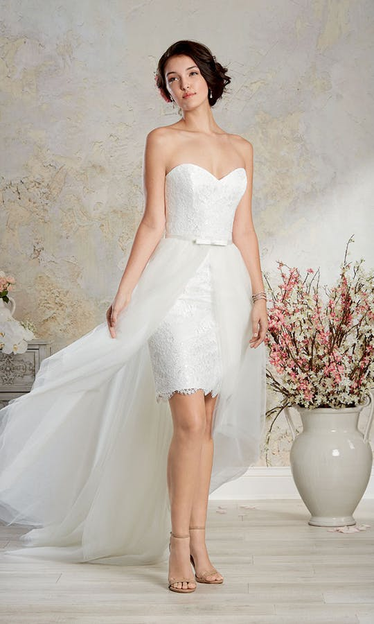 8569 Wedding Dress Alfred Angelo Bridal Collection Spring 2017