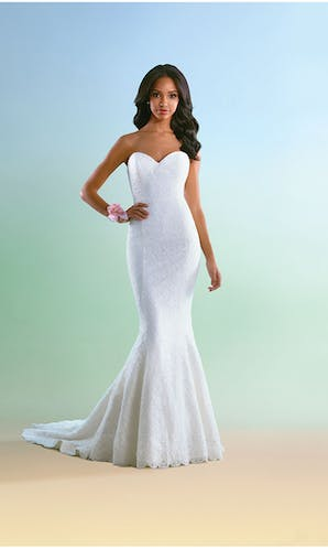 Alfred Angelo Bridal Collection Truly Yours Bridal 600