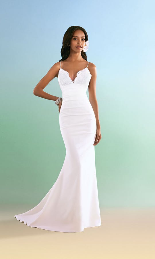 590eb30445 601 wedding dress - Alfred Angelo Bridal Collection  Truly Yours ...