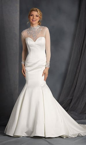 Alfred Angelo Bridal Collection Spring 2016 2540