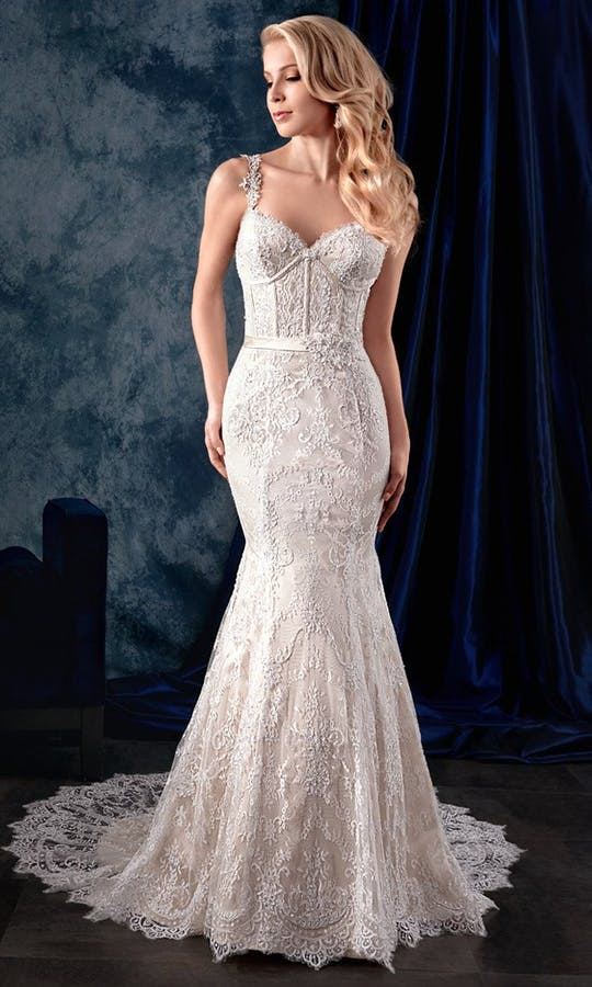 974 Wedding Dress Alfred Angelo Sapphire Bridal Collection