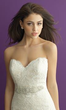 Allure Bridals Bridal Belts S121 #15
