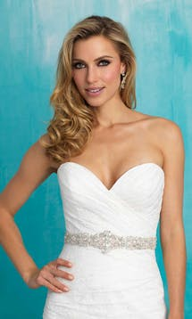 Allure Bridals Bridal Belts S120 #14