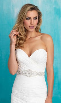 Allure Bridals Bridal Belts S112 #7