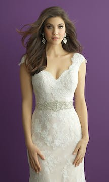 Allure Bridals Bridal Belts S122 #16