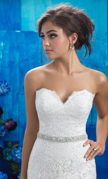 Allure Bridals Bridal Belts S127 #19