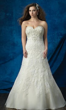 Allure Bridals 2017 Women W382 #2