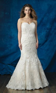 Allure Bridals 2017 Women W383 #3